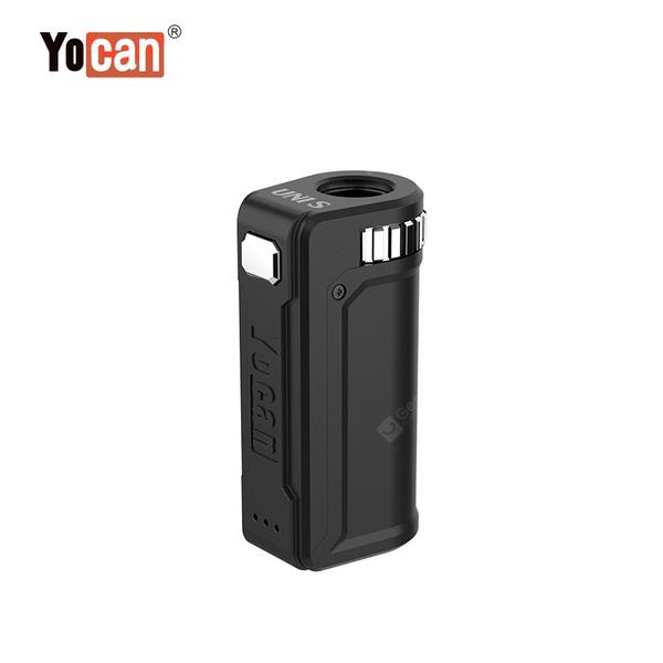 UNI S  400mAh Battery for Oil Atomizer Adjust Dial 10s Preheat Portable Vaporizer Smaller than UNI MOD