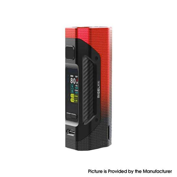 (Presale)    Rigel Mini  - VW 1~80W, 1 x 18650 - Black Red