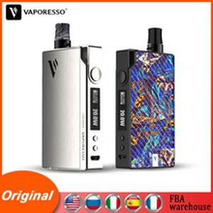 Original  Vape Degree Pod Kit PTF on top 2ml MESHED POD with 950mAh Built in Battery Vapor Electronic Cigarette kit
