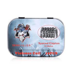 Violence Spaced Clapton 0.35 ohm Coil