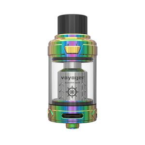 ECT Voyager 24.8mm Sub Ohm Tank Clearomizer 4.0ML - Rainbow