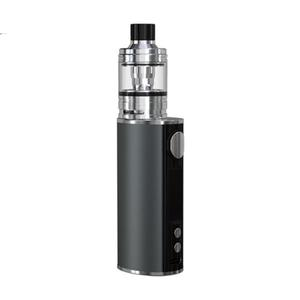 iStick T80 80W 4.5ml 3000mAh Kit with MELO 4 D25 Tank - Grey