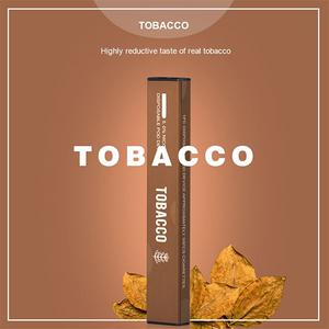 Robot Disposable electronic cigarette- Tobacco