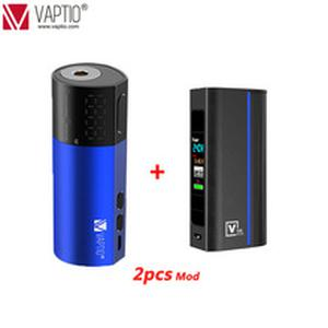 Vape Mod Electronic Cigarette  VEX 100  Vaper 510 Thread Powered 21700/20700/18650 No Battery