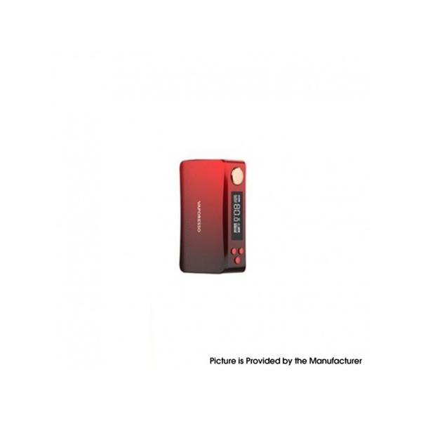 Gen Nano 80W TC VV VW Variable Wattage Vape  - Red