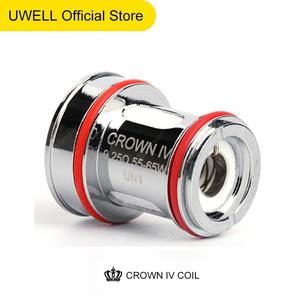 UWELL 4PCS CROWN IV Replacement Vape Coil 0.2ohm 0.23ohm 0.4ohm Mesh Coil for E Cigarette CROWN IV Tank