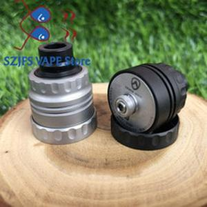 Armor S Styled RDA  with bf pin 22mm  316 ss 510 thred Top oiling diy edc Atty vs sxk GOON rda