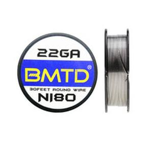 BMTD  10m/roll Ni80 Heating Wire Huge Vape Electronic Cigarette Wire for RDA RTA Atomizer Tank DIY Prebuilt Coil Nichrome Wires