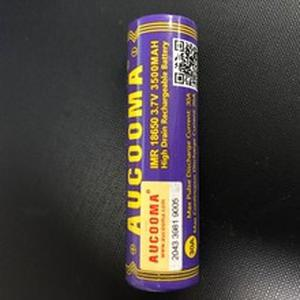 3.7V 18650 3500mah 30A Rechargeable Battery For  Vape Electronic Cigarette