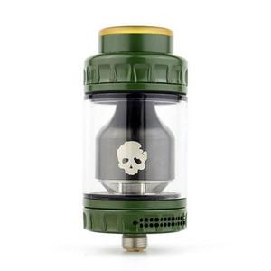 Blotto 26mm RTA Rebuildable Tank Vape Atomizer 2.0ML/6.0ML - Green