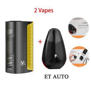 Promotion MOVE 2 Bypass 240W VW TCR Mod Temperature Control  Fit 510 thread Tank Vape Electronic Cigarette