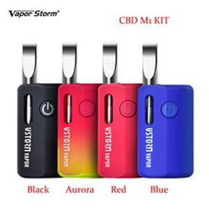 CBD M1 VAPE 800mah Cigarette Case Mod 510 Magnet Thread 0.5ml CBD Oil Pen Atomizer E Cigarette Vape Pen
