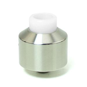 NarEA Style 22mm 316SS RDA  w/BF Pin by SXK - Silver