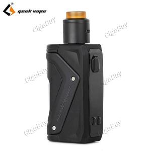 GeekVape Aegis Squonk 100W TC Kit - Black