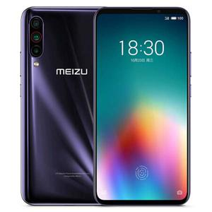 Meizu 16T Snapdragon 855 large-screen flagship 6.5-inch full-screen 4500mAh battery (8+128GB) - Blue