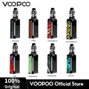 Original  VMATE 200W MOD BOX TC Kit 8ML 3.5ML UFORCE T1 Tank Atomizer no Dual 18650 Battery Electronic Cigarette Vapor