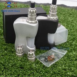 Electronic Cigarette Limelight Freehand Gloom Style Squonk Mechanical  with  900 rda 8ml silicone Squonk Bottle fit 24mm