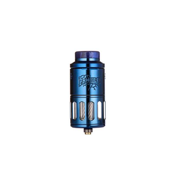 Profile RDTA 6.2ml Vape Tank Atomizer 25mm Rebuilding RDA Atomizer use nexMESH Clapton Coil