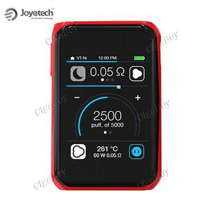 CUBOID PRO 200W Touch Screen TC Mod - Red