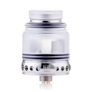 Anglo 24mm RDA  w/ BF Pin - Silver/White
