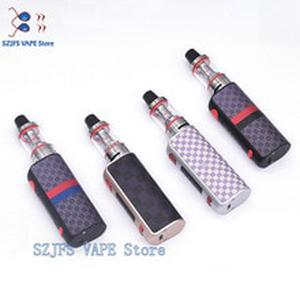 Original sub two 80w  Eelctronic Cigarette Vape txw 80 Kit with Spirals e cigarettes Vaporizer Atomizer VS jsld Mini 80