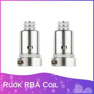 Replacement Ruok RBA Coil Head for Fetchh Mini Kit &  Nod & RPMM40 Pod Kit/ Peaks ETC