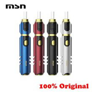 Original Heat Not Burn MSN M20 900mah Heat without burn or No Heating electronic cigarette device Compatible with iqos sticks
