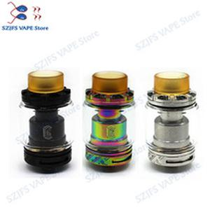 SUB TWORLD RDA e cigarettes vape atomizers RTA electronic cigarette tank 24mm Atomizer RDTA Rebuildable Dripper Drip liquid 510