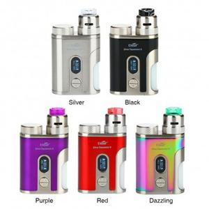 iStick Pico Squeeze 2 Coral 2 RDA Squonk Kit
