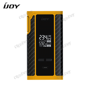 IJOY Captain PD270 234W TC  - Yellow