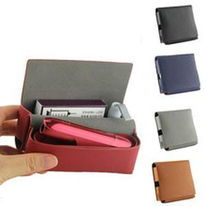 High Quality Filp Wallet Pouch Case for iqos 3.0 Case Cover for iqos 3 Protective Accessories 5 Colors Vape Accessaries