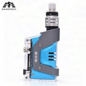 SUBTWO NEW 80w Liquid Electronic Cigarette 2.5ml 3000mah Led Vaporizer 80w e cigarettes Vape pen  Kit vs shisha hookah Va