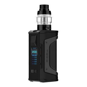 Aegis Legend TC VW  w/ Aero Mesh Atomizer 5.0ML Kit  - Stealth Black