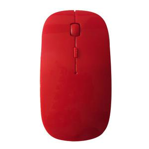 Ultra-thin 2.4G wireless mouse - Red