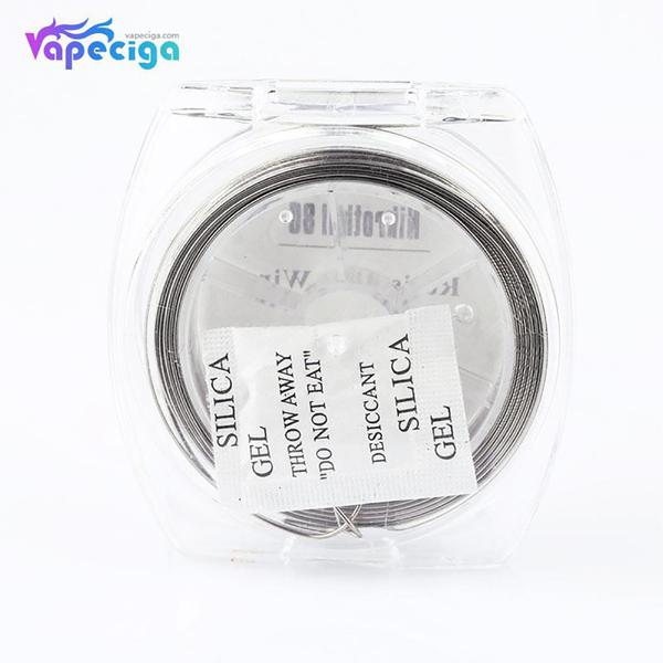 Nikrothal 80 Vape Coil Wire 10m 32GA /30FT 0.2mm