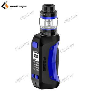 Aegis Mini 80W Cerberus Tank Kit - Black & Blue
