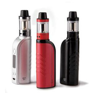 100% original  50W TC BOX MODS VAPES VAPOR VAPORIZER  B50 50W TC BOX STARTER KIT 2200 mAh Battery e-cigarette