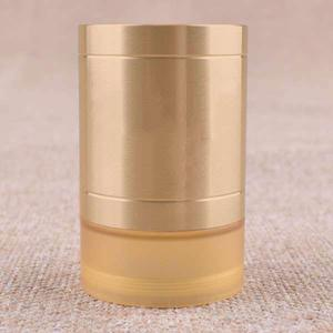 Replacement 316SS + PEI Tank 23mm for ShenRay VG V5s RTA Atomizer - Gold