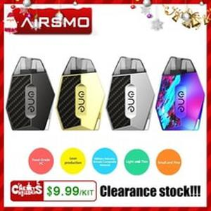 Original Lambo Vape Pod Electronic Cigarette Kits System With 2ml Refillable Pod Cotton Core Cartridges Vape Pod Flash deal vape