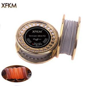 10/15feet  Alien V2 Coil Wire A1 NI80 SS316 Heating Wire High Density RDA RBA RDTA Rebuildable Atomizer Heating DIY Coil