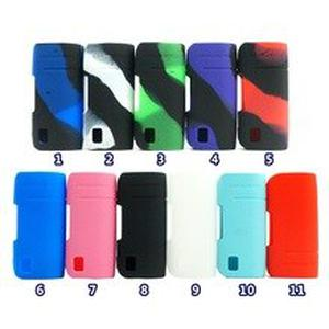 1pcs Protective Silicone case for  Armour Pro 100W Mod Vape kit texture skin rubber sleeve cover fit Armour Pro 100W