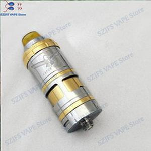 newest Vapor Giant v6 S 23/25mm RTA 6ML Capacity 23MM 316ss adjustable bottom airflow tank Single coil Atomizer Potill system