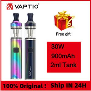 1VAPTIO TYRO NANO Starter Kit 900mAh Battery& 2.0ml Atomizer Electronic Cigarette Vape Pen Kit