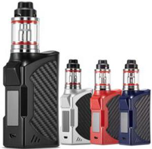 Lexintong New 90W Safe Electronic Cigarette Set  Big Smoke Vaporizer Hookah Vaper Mechanical Cigarettes