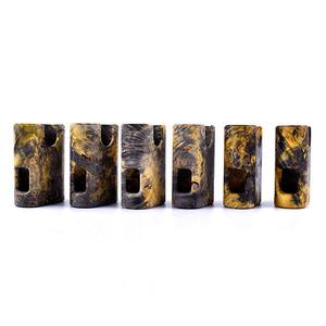 ARM Style Stable Wood Mod for ArM Squonk 18650 Mechanical Mod by Shenray(1 PC Flaw Edition) - STYLE 7