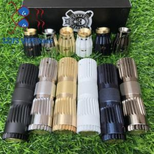 AV MOD KIT Cl japan model Mechanical Kit brass 25mm Vapor mod with Atomizer by 18650 Battery E-cig Vaporizer AV MOD smoke vaper