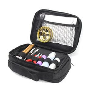 Double-deck Vape Pocket Vapor Tool Kit Bag for RTA RBA RDA Mods DIY Tools CarryBag Case Vape Pocket fashion