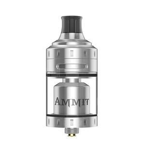 Nebulizer Mtl Rta 3D Airflow 4ml Vape Tank Single Coil Leak-Proof Atomizer