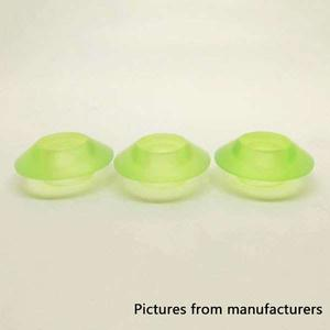 810 PC double use type Drip Tip (3PCS) - Green