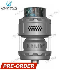Kylin M 4.5ml RTA 24mm - Froted Grey